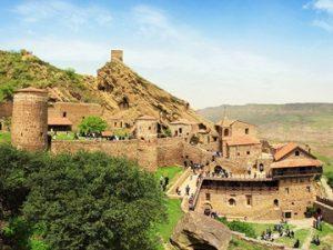 David Gareji Monastery Complex – an Integral Part of Ancient Cultural Heritage of Georgia