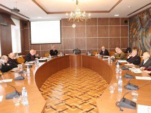 Meeting of the Center for Innovation and High Technologies